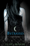 Book Review: Betrayed by P.C. Cast & Kirstin Cast