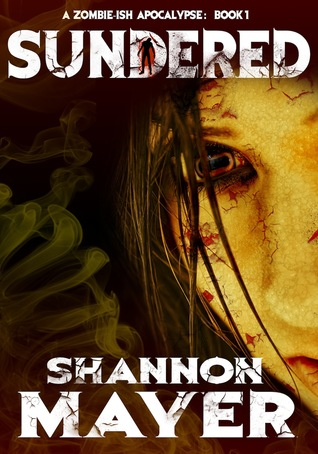 Book Review: Sundered by Shannon Mayer