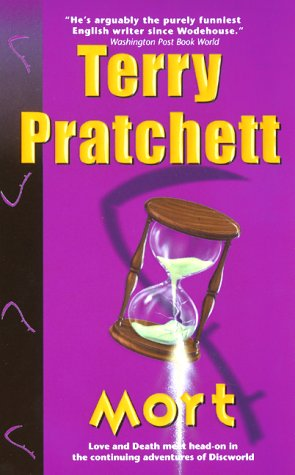 Book Review: Mort by Terry Pratchett