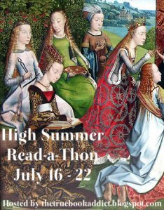 High Summer Read a Thon July 16 – 22