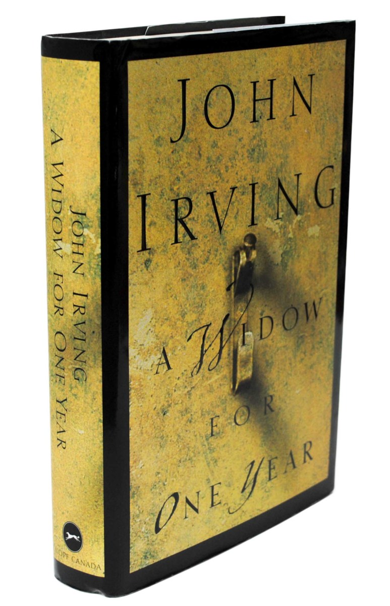 Book Review: A Widow for One Year by John Irving