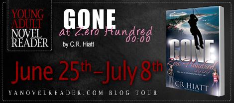 Blog Tour: Gone at Zero Hundred by CR Hiatt
