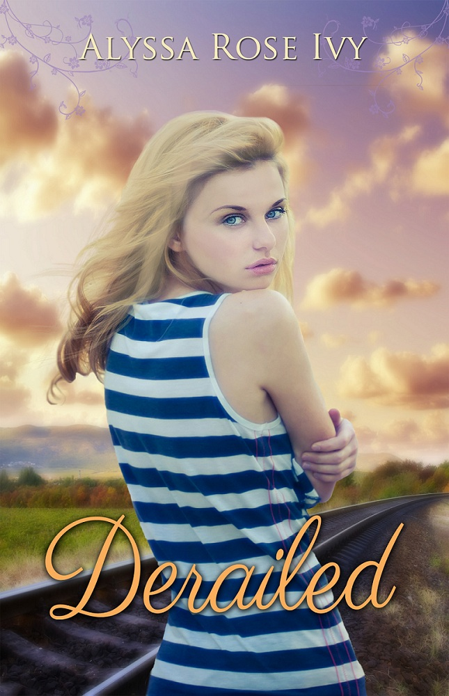 Cover Reveal! Derailed by Alyssa Rose Ivy