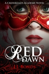 Book Review: Red Dawn by JJ Bonds