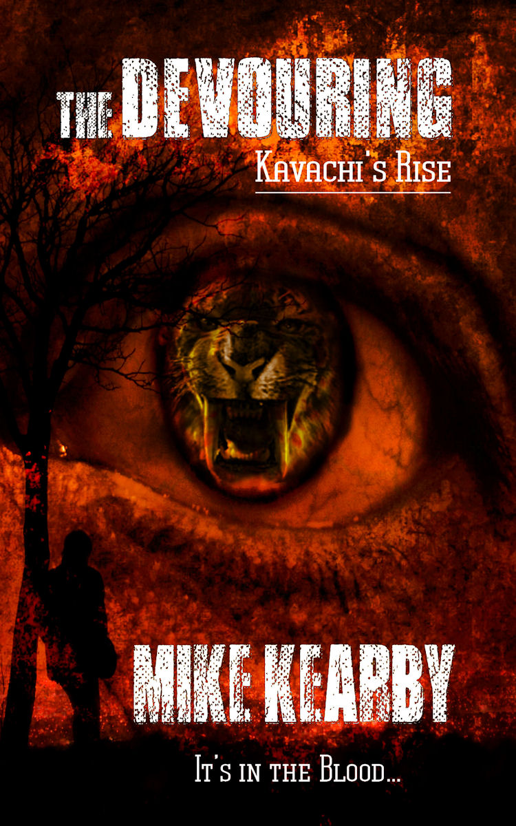 Author Interview with Mike Kearby