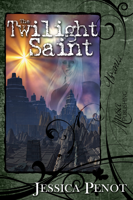 Book Review: Twilight Saint by Jessica Penot