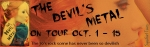 Book Review: The Devil's Metal by Karina Halle