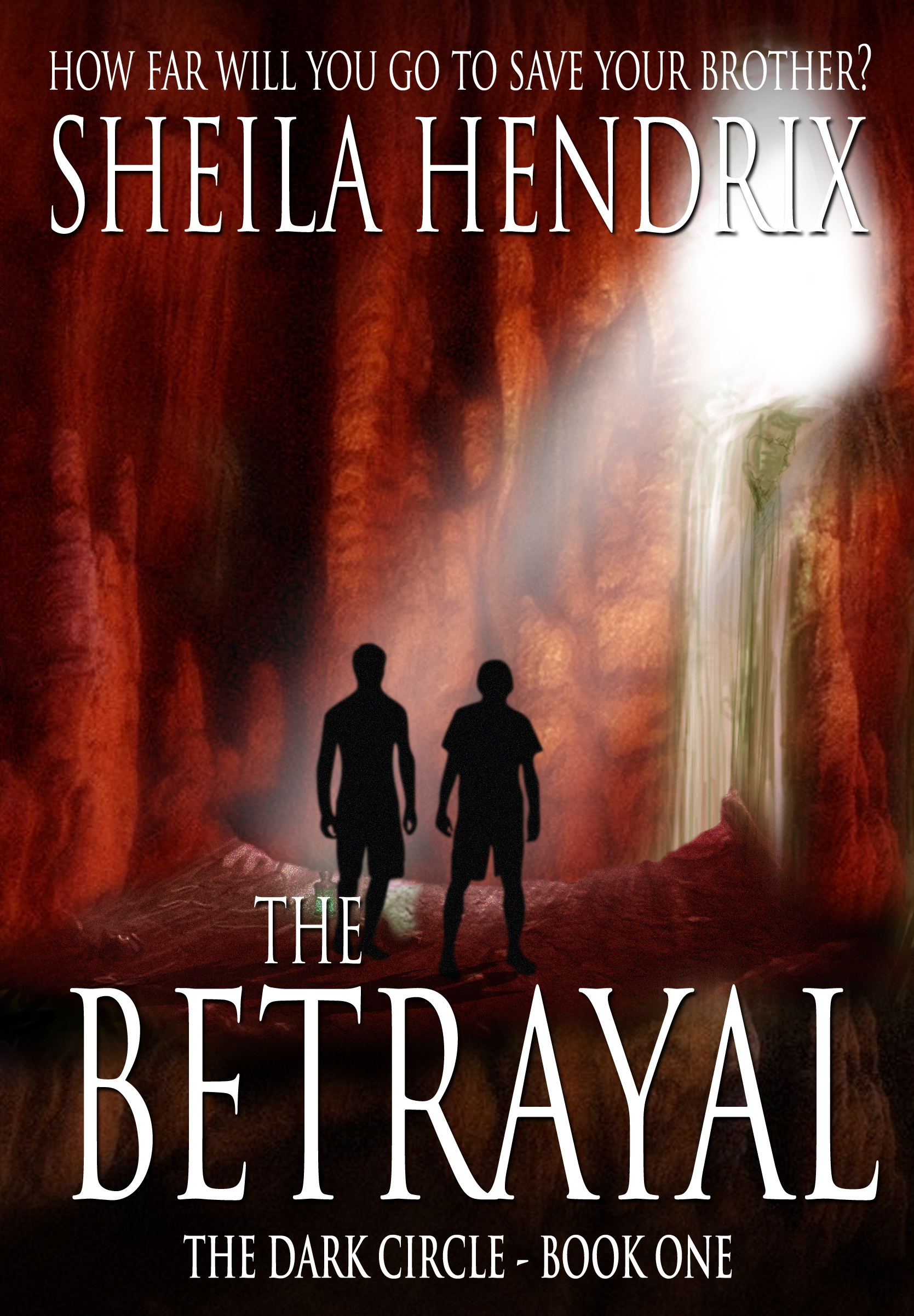 New Cover, for The Betrayal