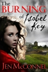 Book Review: The Burning of Isobel Key by Jen McConnel