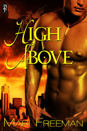 Book Review: High ABove by Mari Freeman