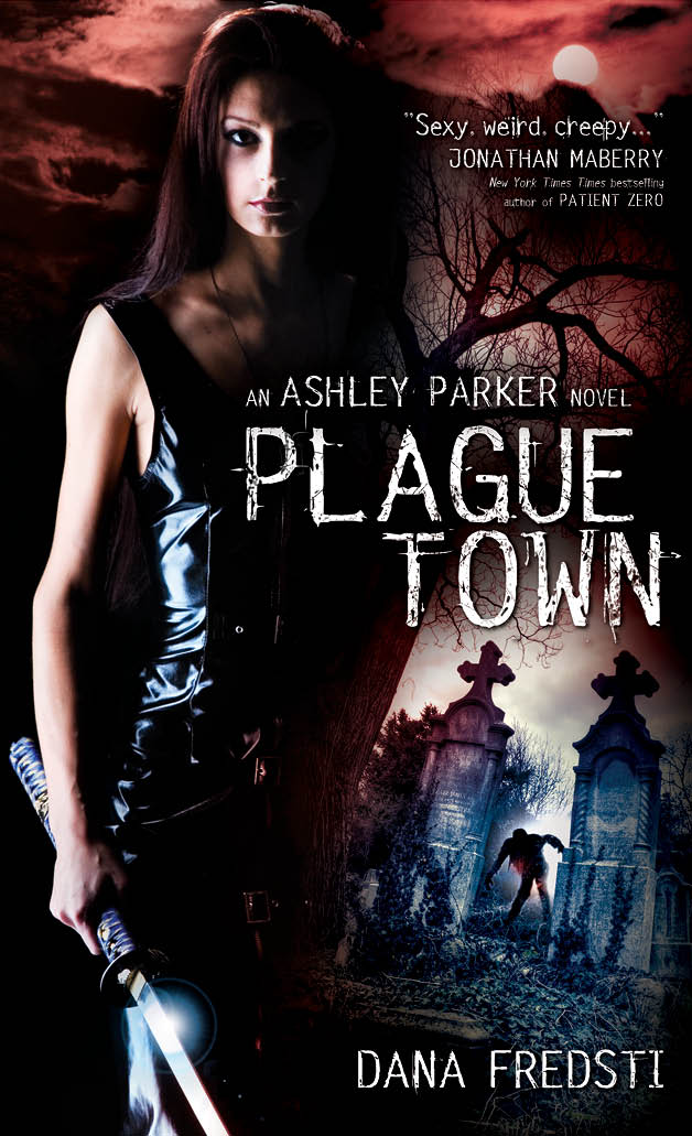 Book Review: The Plague Town by Dana Fredsti