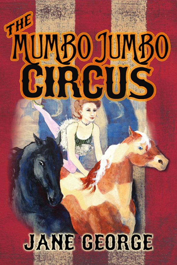 The Mumbo Jumbo Circus cover front 9-12