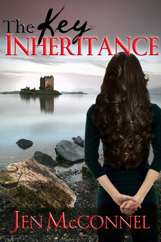 Book Review: The Key Inheritance by Jen McConnel