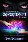 Book Review: Descension by B. C. Burgess
