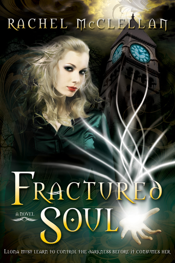 Book Review: Fractured Soul by Rachel McClellan