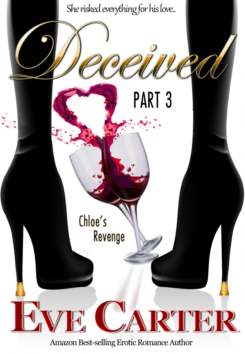 Promo! Deceived by Eve Carter