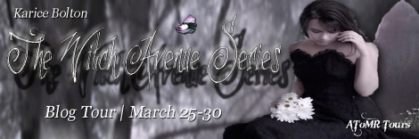 The Witch Avenue Series Banner