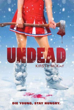 Book Review: Undead by Kirsty McKay