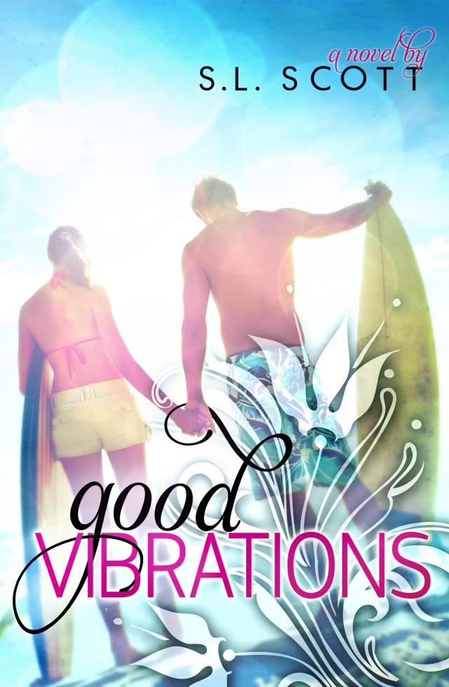 Good Vibrations Front Ebook Cover 1