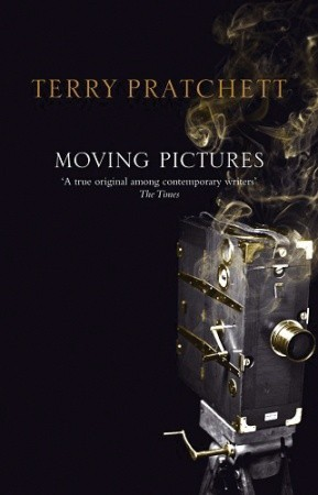 Book Review: Moving Pictures by Terry Pratchett