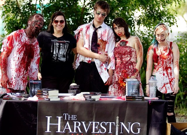 the harvesting tshirts