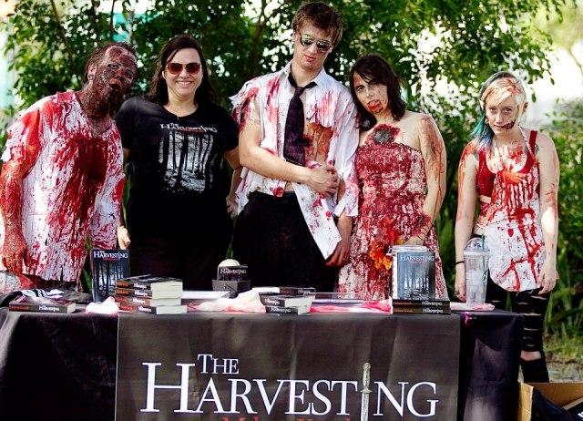 the harvesting tshirts